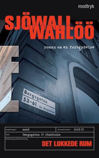 Maj Sjöwall: Det lukkede rum