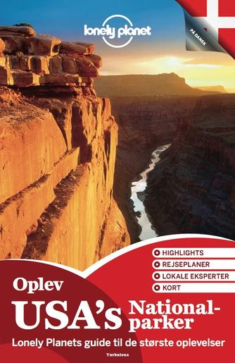 Danny Palmerlee: Oplev USA's nationalparker