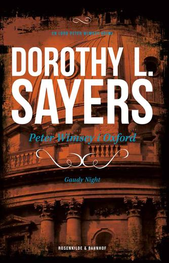 Dorothy L. Sayers: Peter Wimsey i Oxford