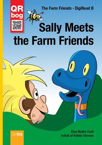 Elisa Nadire Caeli: Sally meets the farm friends