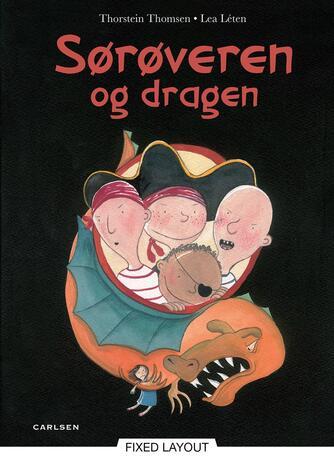 Thorstein Thomsen (f. 1950), Lea Letén: Sørøveren og dragen