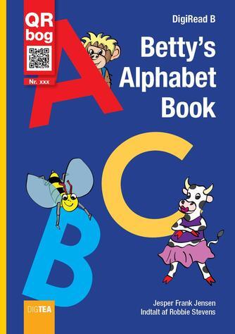 Jesper F. Jensen: Betty's Alphabet Book
