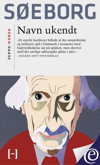 Finn Søeborg: Navn ukendt : roman