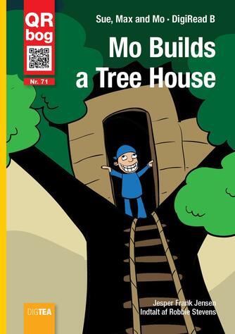 Jesper F. Jensen: Mo builds a tree house