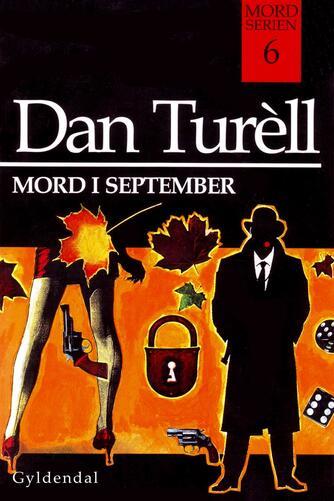 Dan Turèll: Mord i september