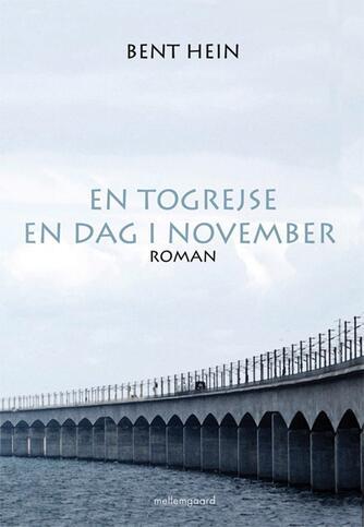 Bent Hein: En togrejse en dag i november : roman