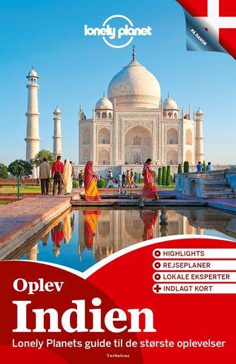 Daniel McCrohan: Oplev Indien : oplev det bedste af Indien