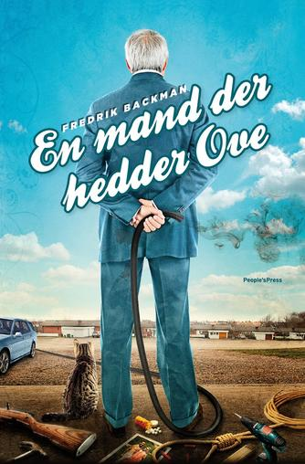 Fredrik Backman: En mand der hedder Ove : roman