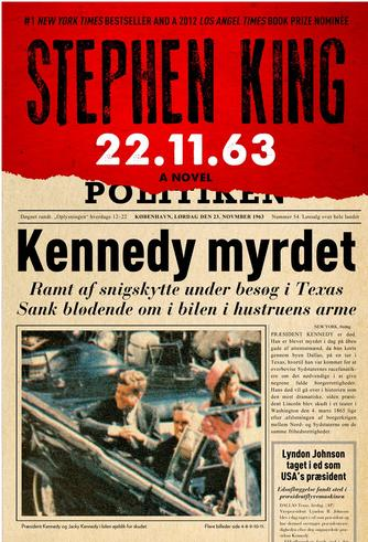 Stephen King (f. 1947): 22.11.63