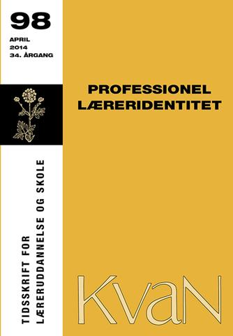 : Professionel læreridentitet