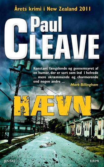 Paul Cleave: Hævn