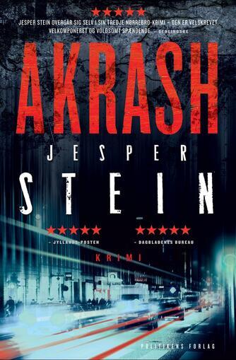 Jesper Stein: Akrash : krimi