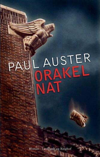 Paul Auster: Orakelnat : roman