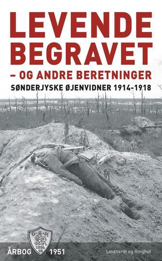 : Levende begravet - og andre beretninger