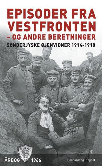 : Episoder fra Vestfronten - og andre beretninger