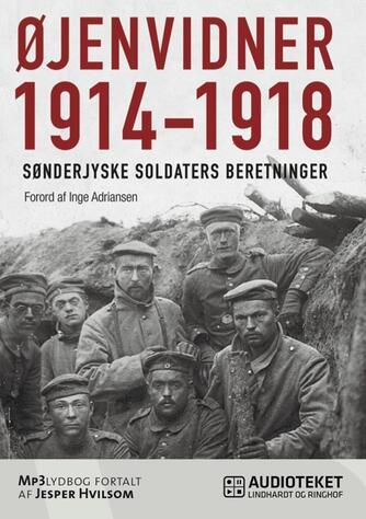 : Øjenvidner 1914-1918 : sønderjyske soldaters beretninger