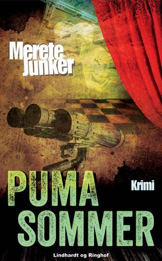 Merete Junker: Pumasommer : krimi