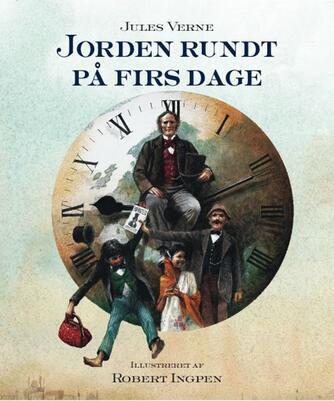 Jules Verne: Jorden rundt på firs dage