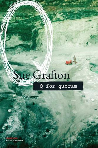 Sue Grafton: Q for quorum