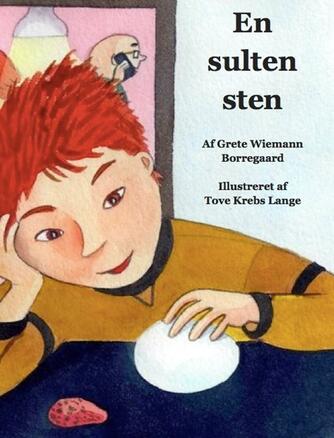 Grete Wiemann Borregaard: En sulten sten