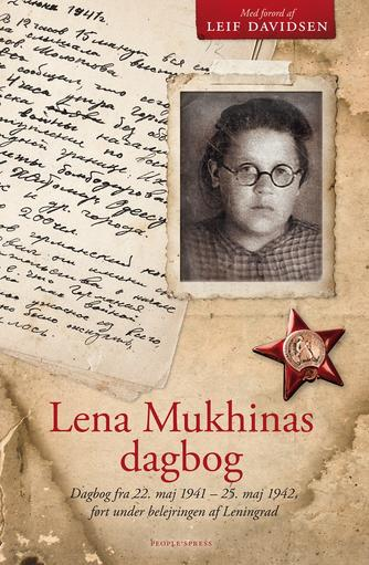 Lena Muchina: Lena Mukhinas dagbog