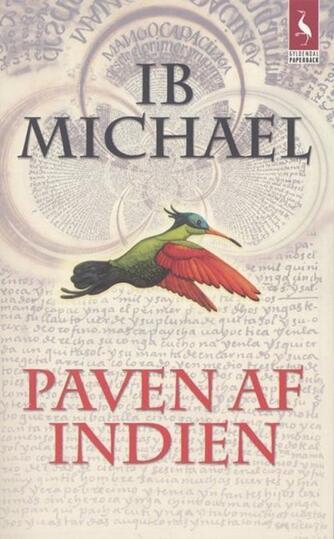 Ib Michael: Paven af Indien : roman