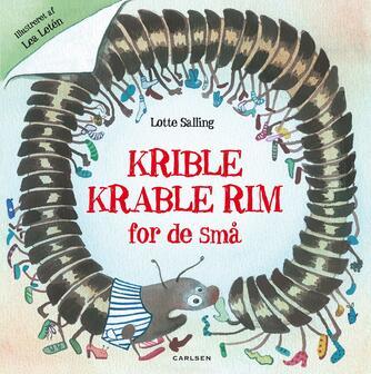 Lotte Salling, Lea Letén: Krible krable rim for de små