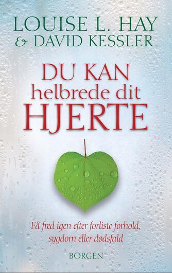 Louise L. Hay, David Kessler: Du kan helbrede dit hjerte : få fred igen efter forliste forhold, sygdom eller død