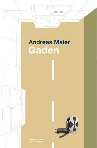 Andreas Maier: Gaden : roman