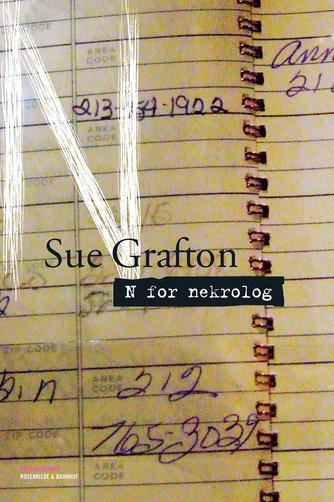 Sue Grafton: N for nekrolog : kriminalroman