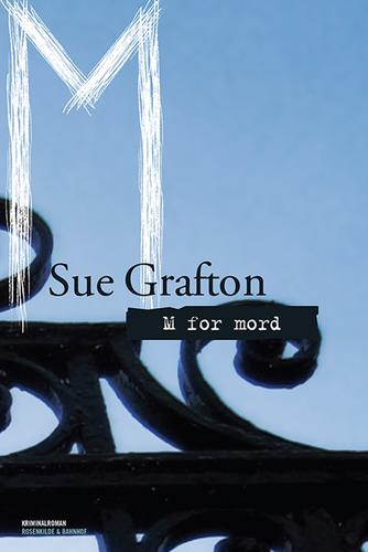 Sue Grafton: M for mord