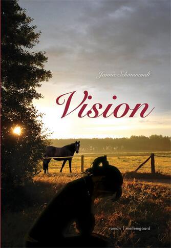 Jannie D. Schønwandt: Vision : roman