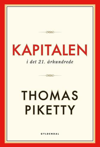 Thomas Piketty: Kapitalen i det 21. århundrede