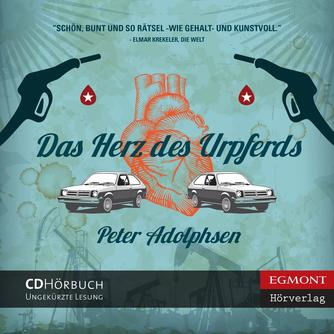 Peter Adolphsen: Das Herz des Urpferds