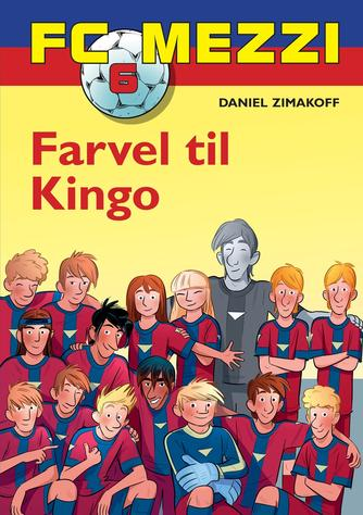 Daniel Zimakoff: Farvel til Kingo