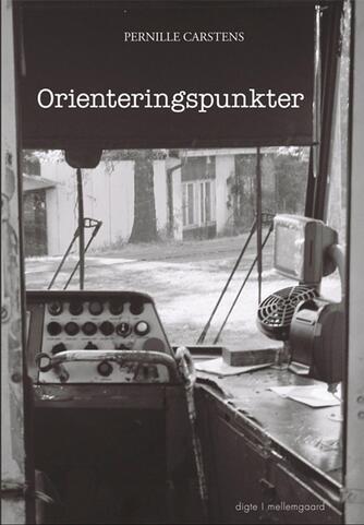Pernille Carstens: Orienteringspunkter : digte