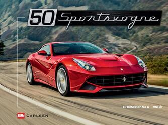 Steen Bachmann: 50 sportsvogne