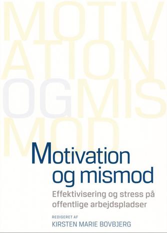 : Motivation og mismod