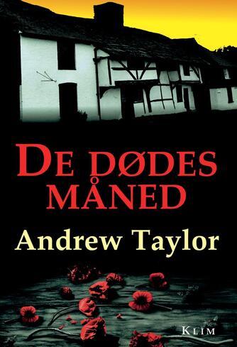 Andrew Taylor (f. 1951): De dødes måned