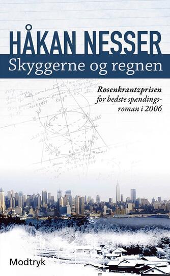Håkan Nesser: Skyggerne og regnen