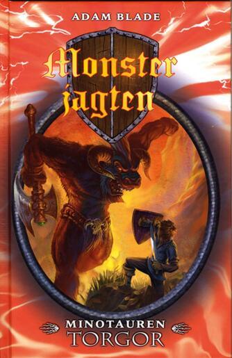 Adam Blade: Minotauren Torgor