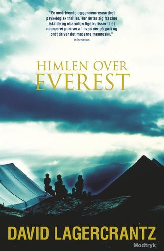 David Lagercrantz: Himlen over Everest