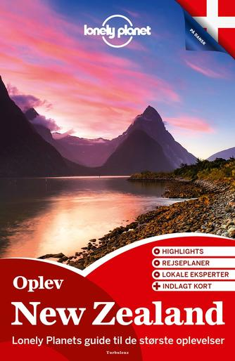 Charles Rawlings-Way: Oplev New Zealand