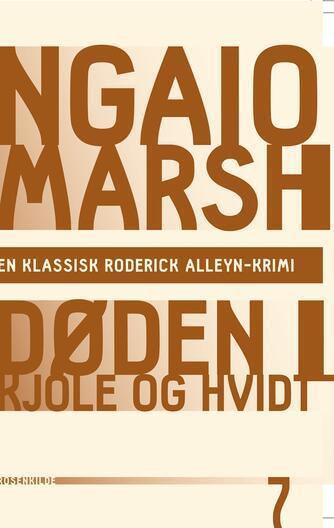 Ngaio Marsh: Døden i kjole og hvidt