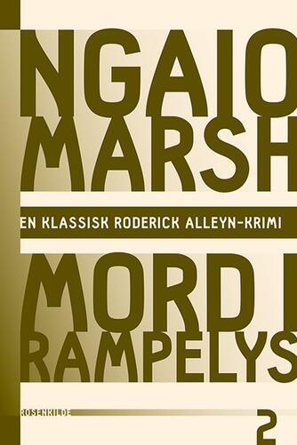 Ngaio Marsh: Mord i rampelys