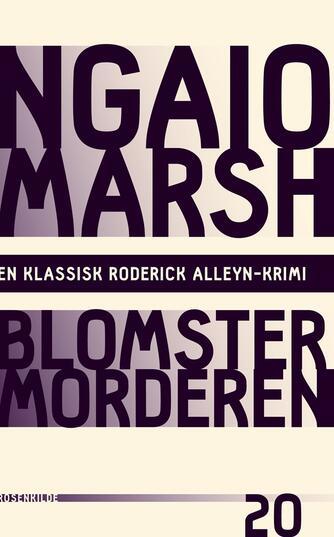 Ngaio Marsh: Blomstermorderen