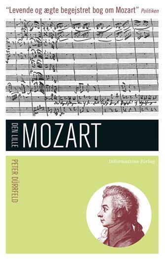 Peter Dürrfeld: Den lille Mozart