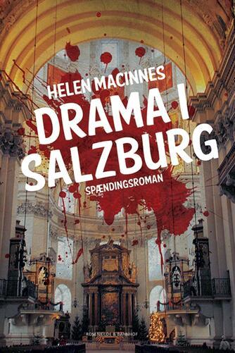Helen MacInnes: Drama i Salzburg : spændingsroman