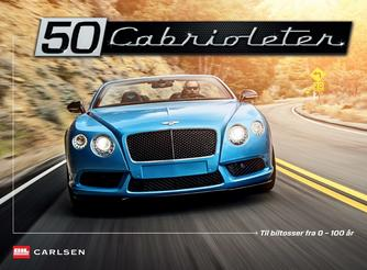 Steen Bachmann: 50 Cabrioleter