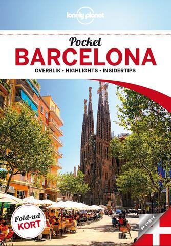 Regis St. Louis: Pocket Barcelona : overblik, highlights, insidertips